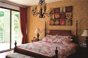 卧室飘窗装修效果图设计