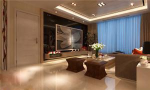 小清新客厅沙发摆放效果图