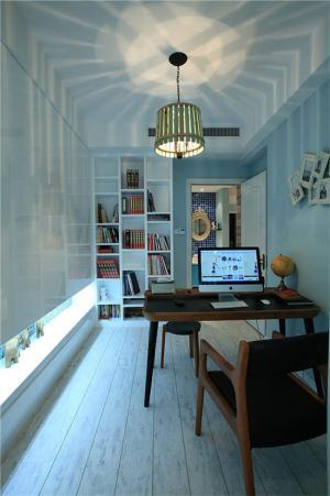 阳光书房装修效果图家具图片