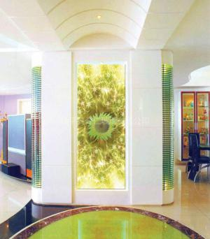 欧式门厅玄关效果图实景图