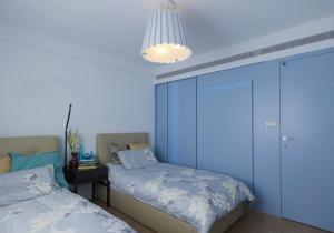 卧室隐形门装修效果图赏析