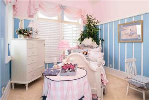 儿童房设计与装修贵吗
