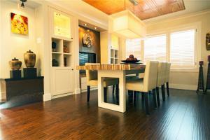 家庭家具酒柜装修设计