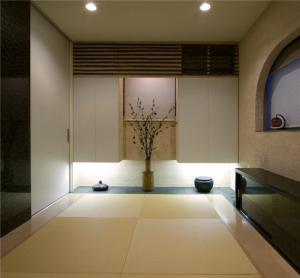 日本榻榻米阁楼设计