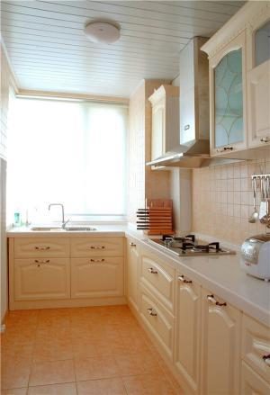 小厨房橱柜多少钱
