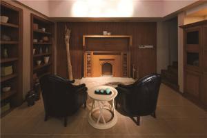 中式客厅家具装饰
