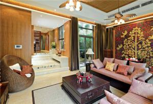 现代客厅沙发组合