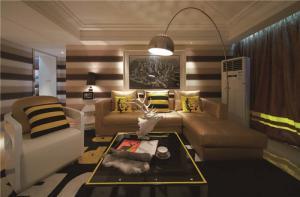 家居新中式客厅家具