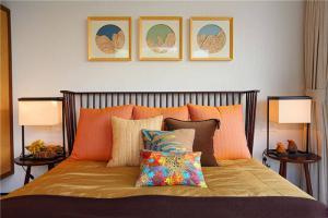 小清新日式卧室装修