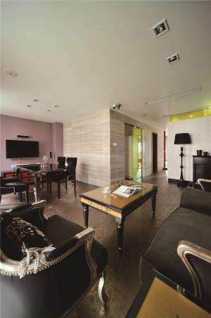现代新款沙发