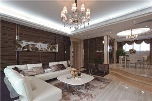 欧式奢华布艺沙发