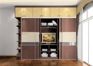 多功能欧式家具衣柜