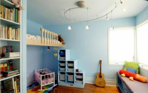 小孩书房装修效果图201