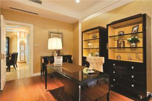 小书房装修效果图空间尺寸