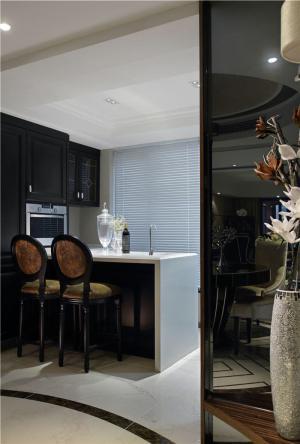 阳台改厨房效果图免费设计