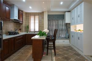 家庭厨房橱柜风水