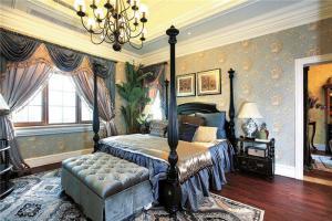 温馨欧式卧室装修