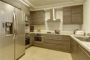 厨房橱柜实景图