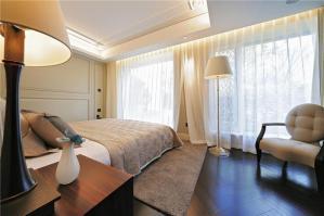 新古典卧室布置