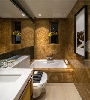 30平方小户型装修卫生间
