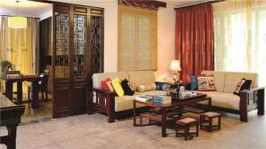 创意中式客厅家具