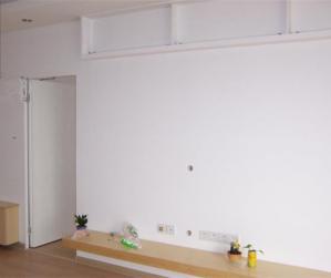 卫生间隐形门装修效果图布
