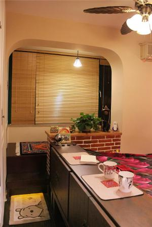 阳台装饰吧台装修与设计