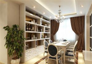 家装设计酒柜空间尺寸