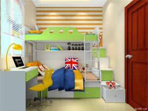 小房�g�和�家具上下床