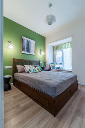 卧室二层床抽屉床
