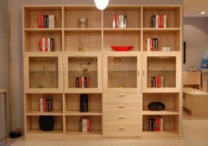 简易的书柜设计图