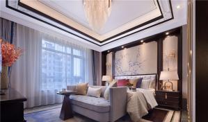 卧室床古典家具