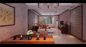 豪华中式客厅家具