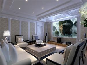 客厅组合沙发图片欣赏