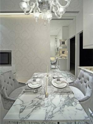 欧式餐桌餐椅实拍图