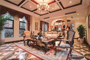 现代客厅家具高度