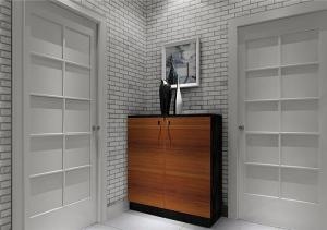 新古典木质鞋柜