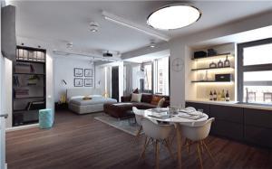 公寓35平小户型装修与设