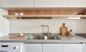 35平小户型装修厨房设计