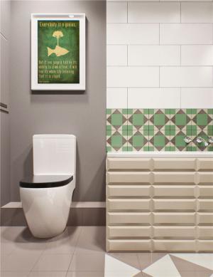 35平小户型装修浴室装修