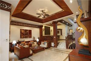 实木客厅家具设计