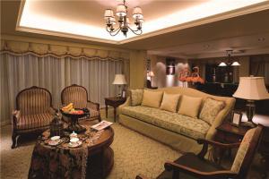 豪华美式客厅家具