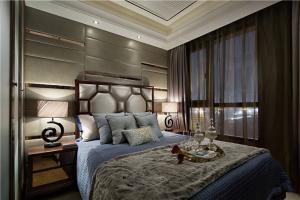 家装带飘窗的卧室装修