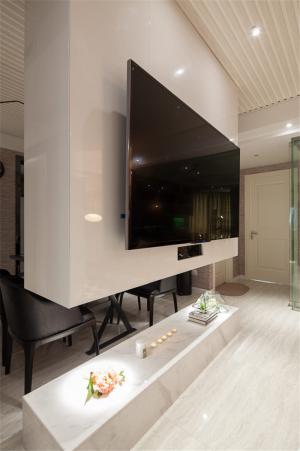 现代风格电视背景墙哪里可