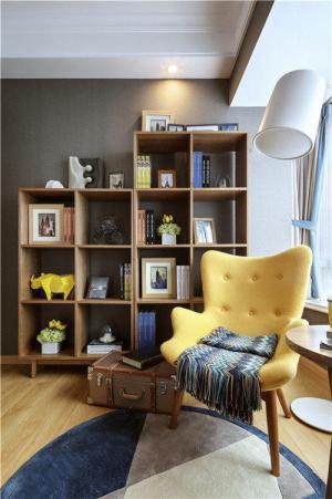 小户型设计家具休闲椅搭配