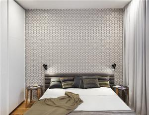 小户型旧房改造卧室定制