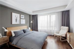 卧室双人床家具多少钱
