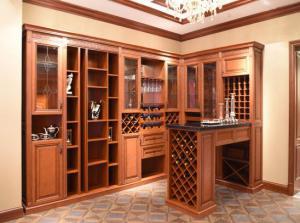 家用酒柜造型有哪些