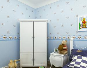 儿童房颜色如何选择