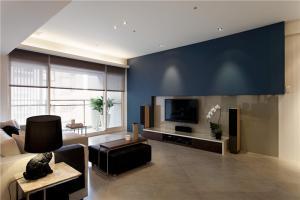 小电视背景墙设计